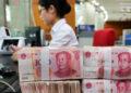 Ilustrasi mata uang Renminbi. /ist